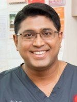 Dr Kannan foot and ankle surgeon