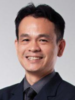 Dr Jim Teo Respiratory Physician